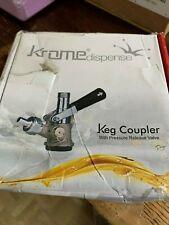 New Krome Dispense C703 D System Keg Couplerus Sankey