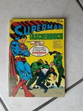 Superman  - Comic Taschenbuch  von  Ehapa - Nr.