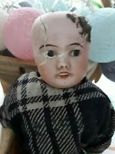 Doll Ancienne poupée SFBJ a rénovée.