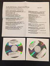 The Dr. Demento Show #07-17 April 28-29  2007 Rare 2 cd Radio Show