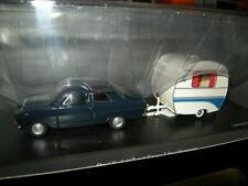 1:43 Schuco Opel Kadett B mit Knaus Schwalbennest Nr. 450294700 Limited in OVP