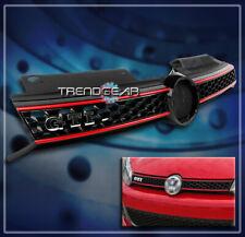 2010-2013 VW GOLF GTI/2014 JETTA MK6 TDI FRONT UPPER HOOD GRILLE HONEYCOMB MESH