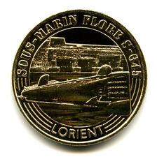 56 LORIENT Sous-marin Flore S-645, 2016, Monnaie de Paris