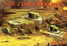 SOVIET STALIN'S LINE DIORAMA (BT PIL BOXES) 1/35 RPM panzer