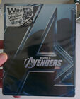 Marvel Avengers Steel / Metal Tin Blu-Ray (2D, Single Disc) - LIMITED EDITION