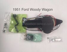 1951 Ford Woody Station Wagon 12V Wiper Conversion Kit