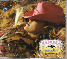 ★ MAXI CD MADONNA  Music 3-Track jewel case remixes ★