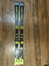 New listing New Men's 20/21 Fischer Racing Rc4 Wc 165 cm Sc Pro Slalom Ski with Binding