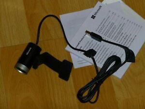 Microsoft 6CH-00002 LifeCam Cinema - Farbe - Audio - Hi-Speed USB Web-Kamera