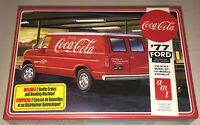 AMT 1977 Ford Delivery Van Coke Coca Cola 1:25 scale model kit new 1173