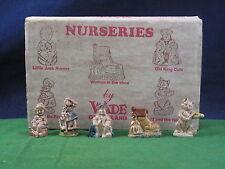 Wade whimsie guarderías Miniatura Set Con Caja rd2029