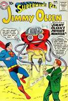 Superman's Pal Jimmy Olsen (1954 series) #43 in VG condition. DC comics [*4i]