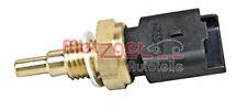 METZGER Coolant Temperature Sensor Black For ALFA ROMEO FIAT LANCIA 46753479