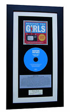 SCOUTING FOR GIRLS Everybody TV CLASSIC CD QUALITY FRAMED+EXPRESS GLOBAL SHIP