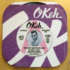 Northern Soul Coaster, Northern Soul Record Coaster, Keep The Faith Okeh Coaster