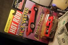 1998 Racing Champions-Hot Vettes-Red 1963 Split Window Corvette-1 of only 9,998
