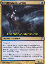 2x Schiffswrack-Sirene (Shipwreck Singer) Theros Magic