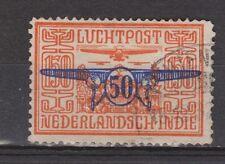 Nederlands Indie Indonesie 17 used Netherlands Indies luchtpost airmail 1932