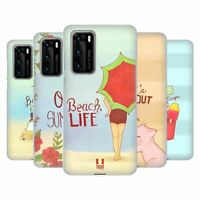 HEAD CASE DESIGNS SUMMER SEASON SOFT GEL CASE FOR HUAWEI PHONES