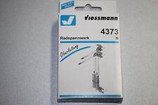 Viessmann 4373 Oberleitung Radspannwerk Spur N OVP