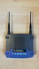 Linksys wap54g versículo. 3.1 Wireless-G access point with ses 802.11g sin fuente de alimentación