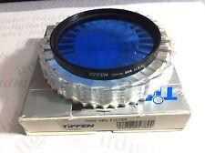 TIFFEN 72mm 80B 80-B 80 B Blue Color Conversion Glass Lens Filter 72 mm 7280B