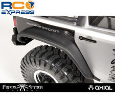Axial Racing Rear Fender Flares SCX10 Poison Spyder JK Crusher AX80122