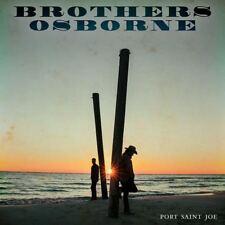 BROTHERS OSBORNE PORT SAINT JOE CD ALBUM (Released April 20th 2018)