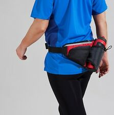 Teamwear Sports Jogging Running Cycling Hydro Belt Bag in 3 Colours One Size