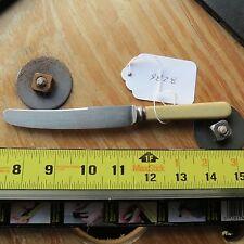 Vintage George Wostenholm & Son Sheffield England steak knife? (lot#9828)