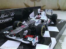 #14 Kobayashi Sauber C31 Ferrari 2012 Formula 1 F1 Car 1/43 Minichamps