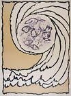 Pierre ALECHINSKY s/n Etching & Lithography Boréalité IV 1976