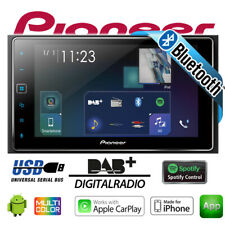 Pioneer Sph-da130dab 2-din DAB CarPlay AppRadio