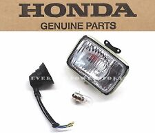 New Genuine Honda Headlight Lens Bulb XR200R XR250R XR600R OEM (See Notes) #J11