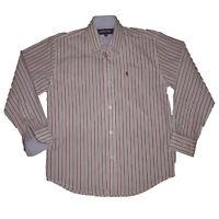 Camisas niño de Prinston ,rayas ,talla 10