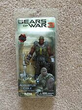 Gears Of War 3  Action Figure Augustus Cole With one shot
