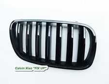 GLOSS BLACK FRONT KIDNEY GRILLE BMW X SERIES X3/E83 2007-2009