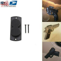 Gun Magnet Mount 35lbs Pistol Rifle Magnetic Holder Car Holster Home Under Desk