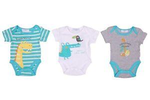 Baby Babyset Body Bodyset Einteiler 3-er Set Strampler Mädchen NEU Größe 50/56