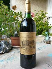 Etiquette de Vin Margaux Réf.n°284 Saint Ferdinand-1986
