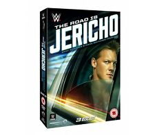WWE - Road Is Jericho: Epic Stories & Rare Matches From Y2J DVD (3 Disc Set)