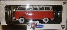 M2 Auto-Thentics 1960 Volkswagen Microbus Deluxe USA Model (R45 14-15) (#40300)