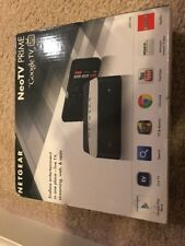NetGear NeoTV Prime Google TV Streaming Player New