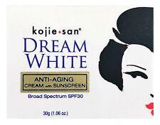 100% Original Kojie San Dreamwhite Anti-aging Face Creme Mit Sonnenschutz SPF30