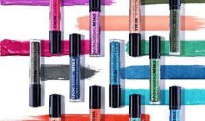 NYX Cosmetics Cosmic Metals Lip Cream 0.13 Oz Choose Your Shade New Sealed