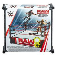 WWE RAW Superstar Ring Playset Official NEW GDB87