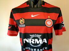 Nike Western Sydney Wanderers Home Jersey 2015/16 Mens Large Soccer