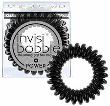 Invisibobble True Black Power 3 pieces
