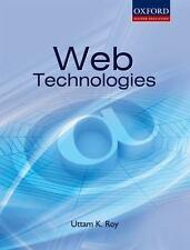 Web Technologies by Roy, Uttam Kumar