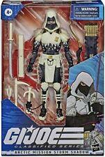 G.I. Joe Classified Series Arctic Mission Storm Shadow Action Figure NIB